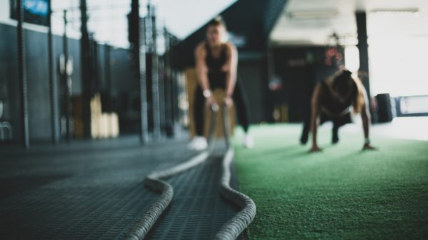 exercising training recovery massage sydney cbd